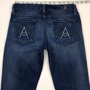 7 For All Mankind Jeans - 7 for all mankind A Pocket Bootcut Jean